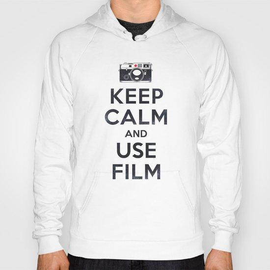 Keep Calm And Use Film Hoody
