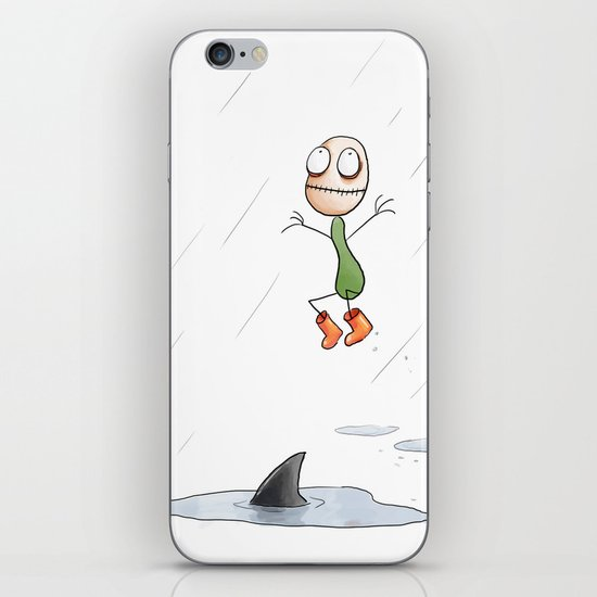 Monday About to Happen iPhone & iPod Skin