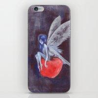 Fairy Loves Apple iPhone & iPod Skin