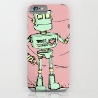 Robot Jones iPhone 6 Slim Case