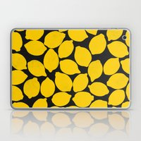 lemons 1 Laptop & iPad Skin
