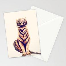 Zen Tiger  Stationery Cards