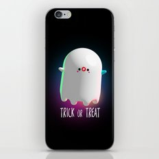 Spooky Ghost iPhone & iPod Skin