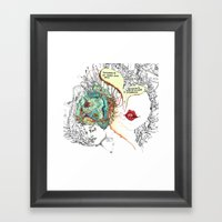 50 Ways To ... Version2 Framed Art Print