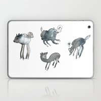 Creatures Of The Night Laptop & iPad Skin