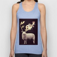 i find you hidden there Unisex Tank Top