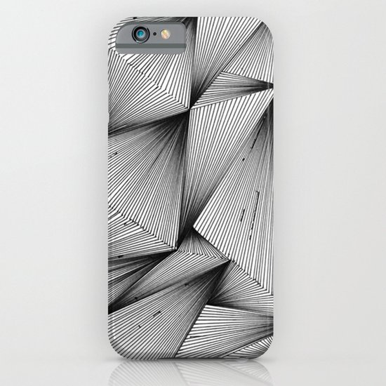 Structure (XYZ) iPhone & iPod Case