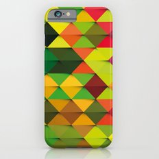 Colorful Triangle iPhone 6 Slim Case