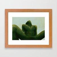 """""""皮毛"""" No.2 Framed Art Print"""