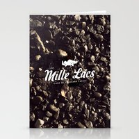 LAKE MILLE LACS Stationery Cards