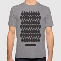 Our Fingertips Mens Fitted Tee Athletic Grey SMALL