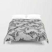 PARRIOT Duvet Cover