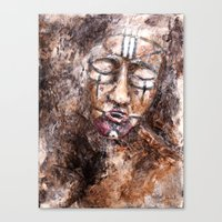 Oracle Canvas Print
