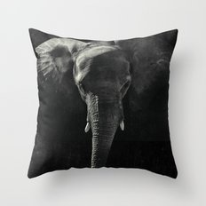 Dark Memory ever Throw Pillow