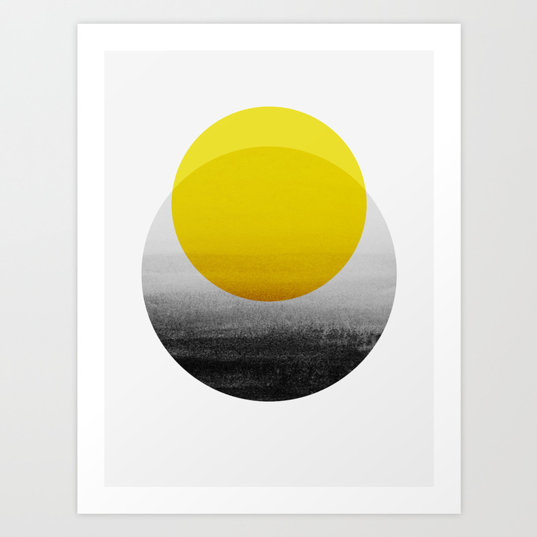 Popular abstract art prints society6 for Society 6 promo code