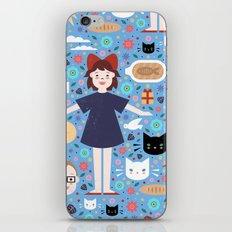 Kiki's Delivery Service  iPhone & iPod Skin