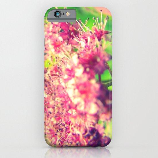 Florid Fuchsia iPhone & iPod Case