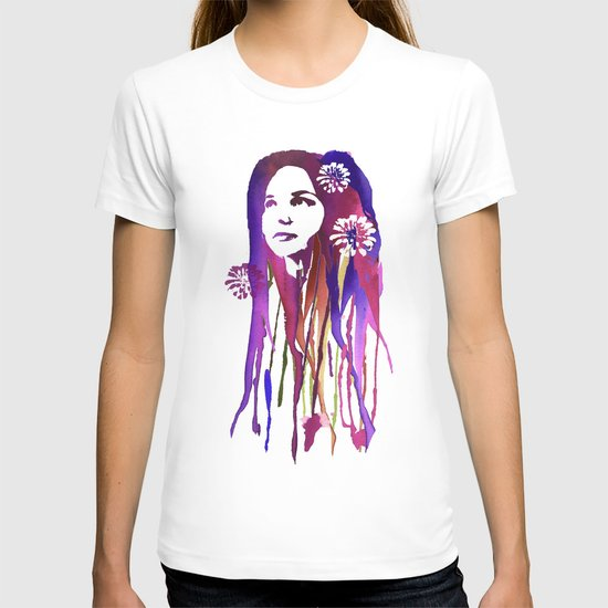Dripping T-shirt