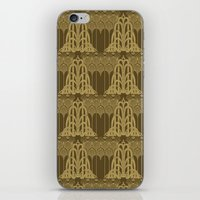 Gilded Glamour iPhone & iPod Skin