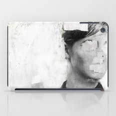 Faceless | number 01 iPad Case