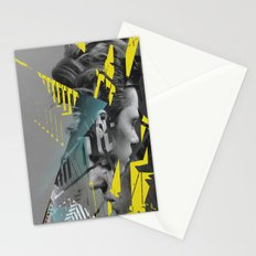 on accident Stationery Cards