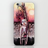 Partially Dreaming iPhone & iPod Skin
