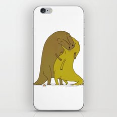 tyrannosaurus sex iPhone & iPod Skin