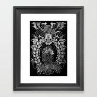 Wish You Well Framed Art Print
