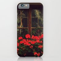 Old cozy window iPhone 6 Slim Case