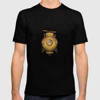 Navigators Mens Fitted Tee Black SMALL