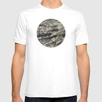 Planetary Bodies - Roots Mens Fitted Tee White SMALL