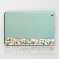 Mediterranean Skyline Laptop & iPad Skin