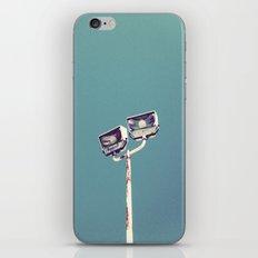 Skewered Light. iPhone & iPod Skin