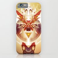 iPhone & iPod Case featuring Glory's Rise by Andre Villanueva