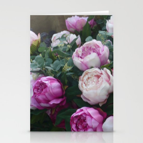 A present  Stationery Card