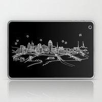 Cincinnati, Ohio City Skyline Laptop & iPad Skin