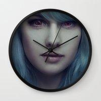 Cl0vache Wall Clock