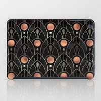 Art Deco Leaves / Version 3 iPad Case