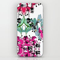 Another Flower iPhone & iPod Skin