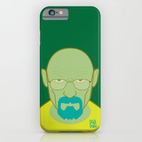 iPhone & iPod Case featuring Walter White by Josè Sala