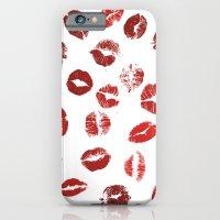 Pucker Up iPhone 6 Slim Case