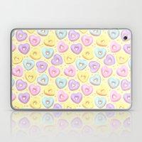 I Heart Donuts Laptop & iPad Skin