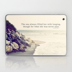 Filled with Longing Laptop & iPad Skin