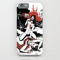 iPhone & iPod Case featuring Natural Disaster by The Headless Girl