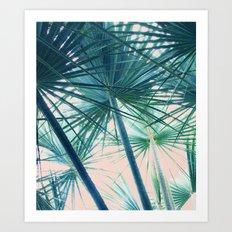 Tropical V3 #society6 #b… Art Print