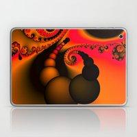 Orange Blossom Laptop & iPad Skin
