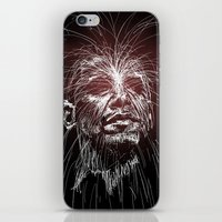 Obama Fireworks iPhone & iPod Skin