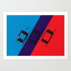 ///M Art Print