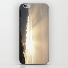 Last Rays iPhone & iPod Skin