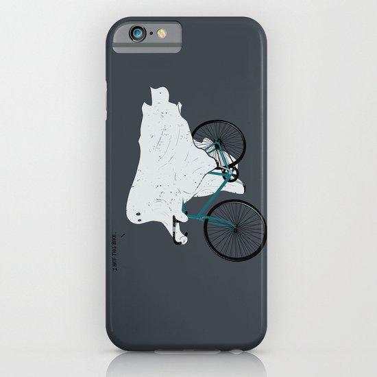 Negative Ghostrider G iPhone & iPod Case